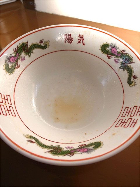 150429陽気江波本店-中華そば・完飲