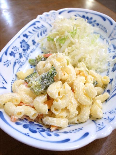 150430中華料理2000年-サラダ