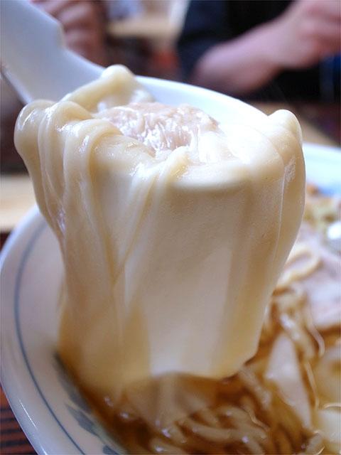 150501味龍-ワンタン麺・ワンタンリフト