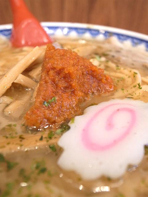 150503龍上海-赤湯からみそラーメン・辛味噌