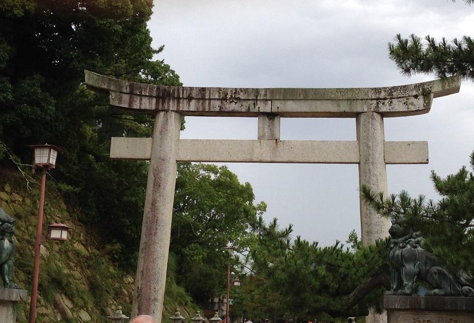 厳島神社-1