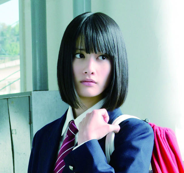 映画「桐島、部活やめるってよ」の時の橋本愛