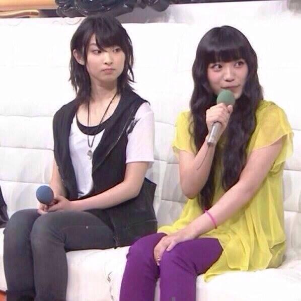 ミュージックステーションに出演した家入レオとmiwa