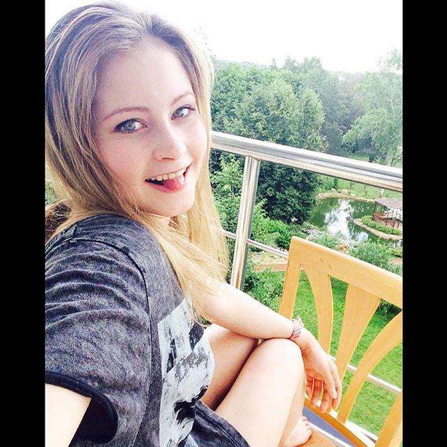胸が大きくなってきたユリア・リプニツカヤ