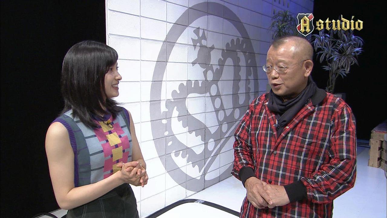 「A-Studio」に胸が強調される衣装で出演した土屋太鳳