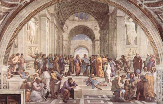 古代ギリシャの図