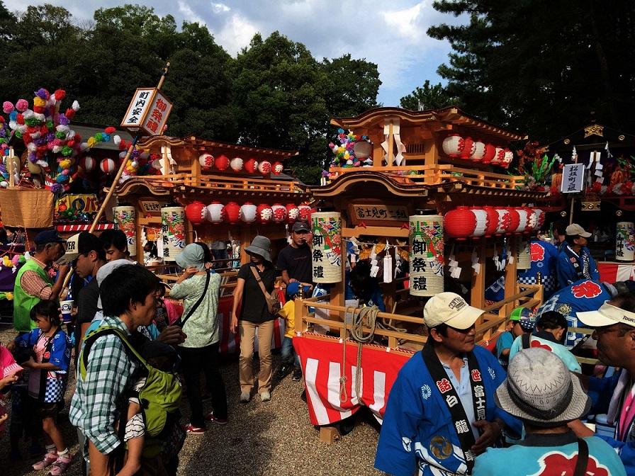 元刈谷神社1