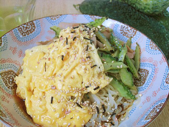 ゴーヤ涼麺