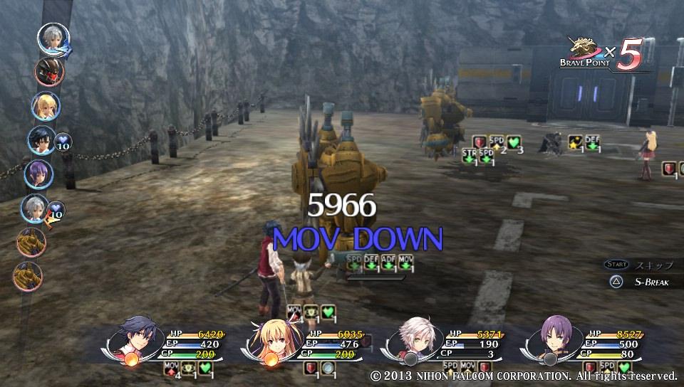vs《C》 ゼフィランサス一体目撃破