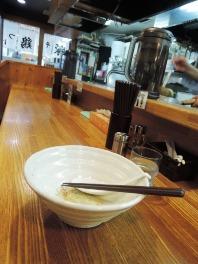 上海麺館⑨