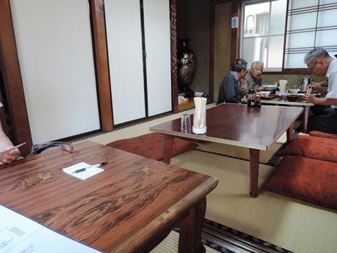 ハトヤ食堂④