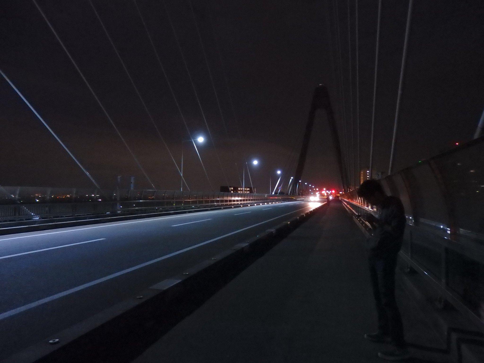 飛脚 サンセットブリッジ