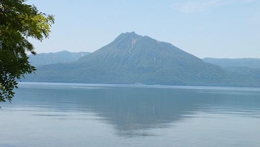 支笏湖 洞窟跡 (3)