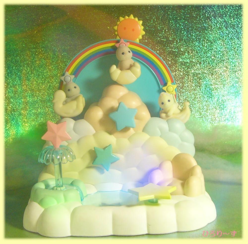 虹と雲のかんらん車 1