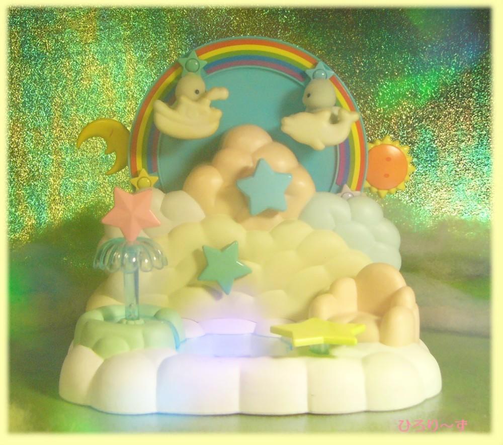 虹と雲のかんらん車 3