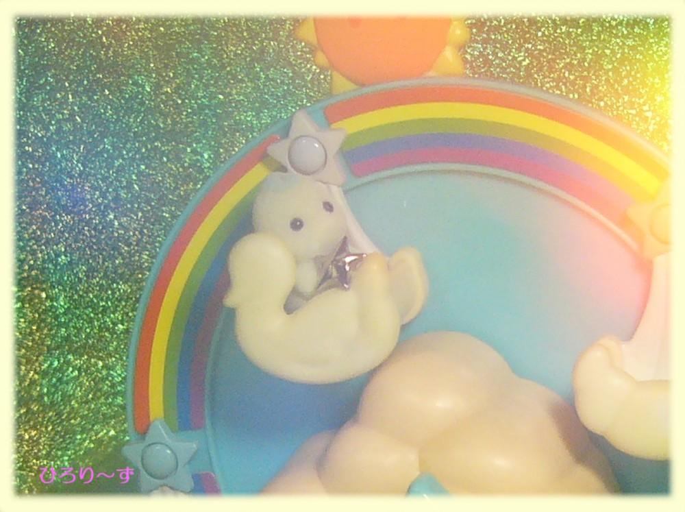 ストーリーカード 虹と雲のかんらん車 3