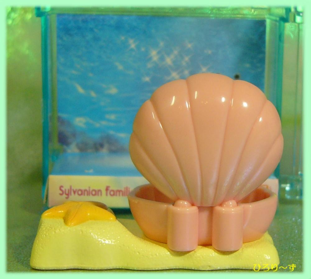 貝がらのバスルーム 6