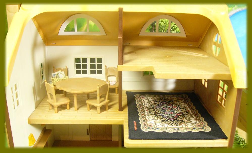 木製丸太小屋 11