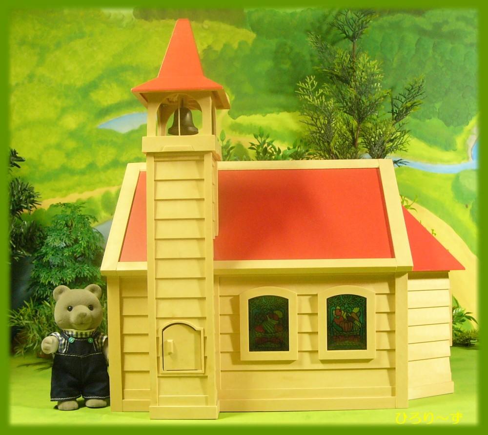 村の教会 6