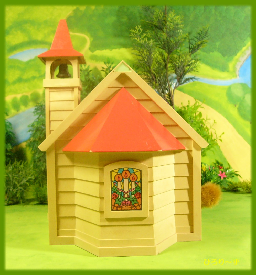 村の教会 28