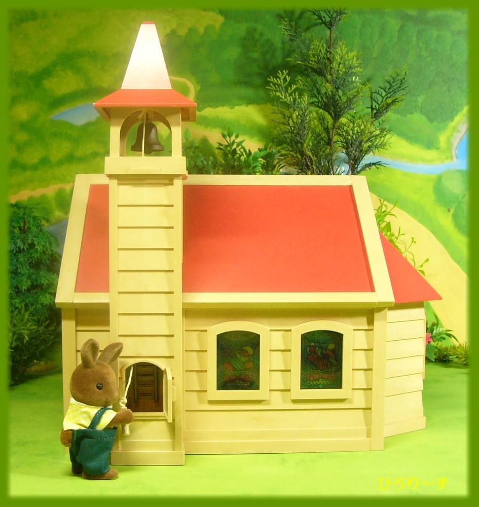 村の教会 19