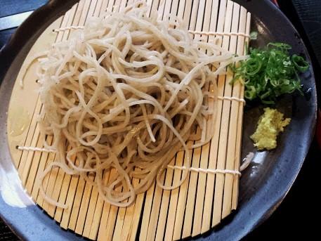 蕎麦定食2