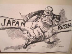 ポーツマス条約風刺画