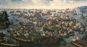 レパントの海戦