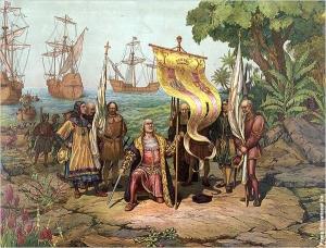 コロンブス、アメリカ大陸発見