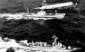 キューバ危機、海上封鎖