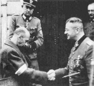 ポーランド国内軍降伏