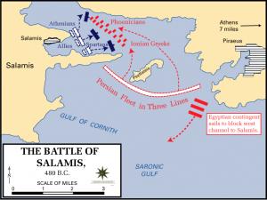 サラミスの海戦2