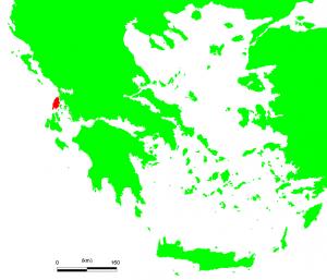 レフカダ島