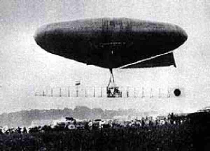 山田式飛行船