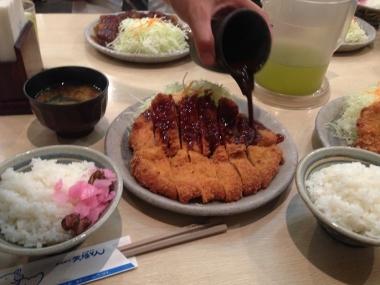 味噌カツ1