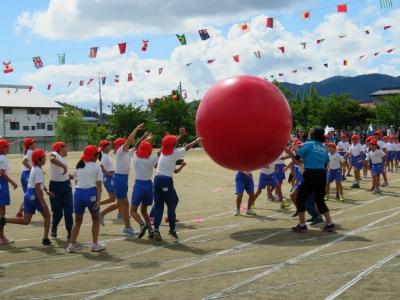 20150919小学校運動会