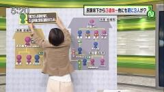 久保田智子胸チラ・ブラチラ・キャミチラ画像3
