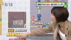 久保田智子胸チラ・ブラチラ・キャミチラ画像5