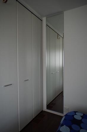 寝室ミラーafter_1