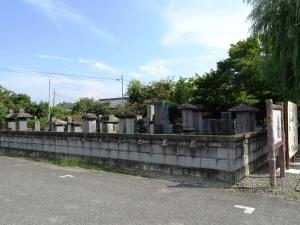 渋沢家一族の墓