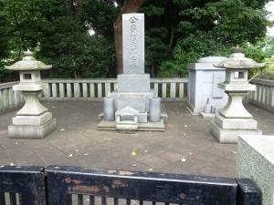 桂太郎の墓