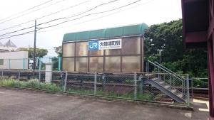 大篠津町駅