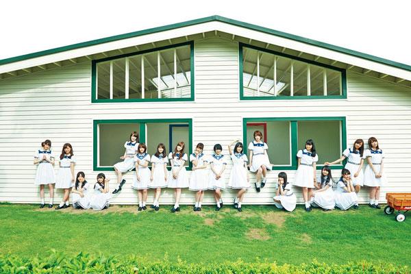 GirlsAward 2015 AUTUMN / WINTER 乃木坂46