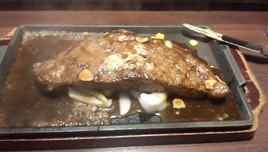 USサーロイン2いきなりステーキ20150918