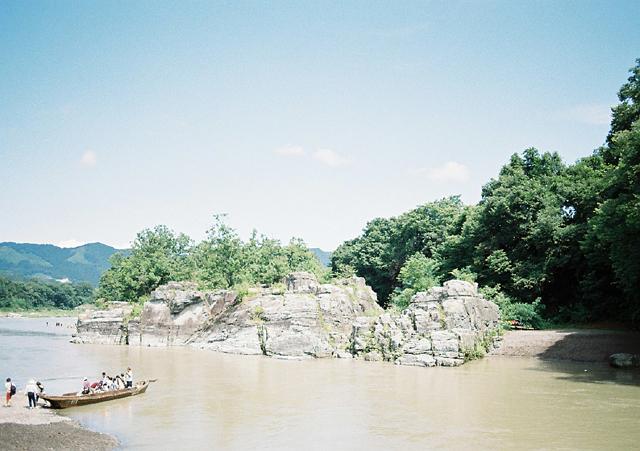 川濁ってしまました。