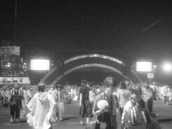 ライブ終了