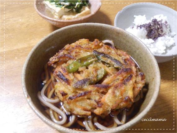 かきあげ蕎麦_1