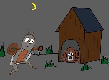 コオロギ夜話 7