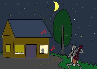 コオロギ夜話 20