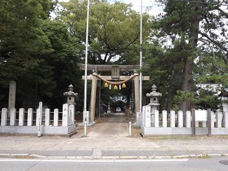 春日神社(本荘地区)